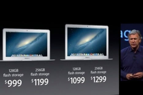 With next-gen Intel chip, new Apple MacBook Air provides all day battery life | OS X Maverick | Scoop.it