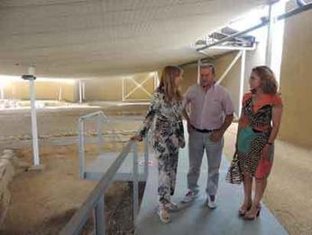 Artyco inicia a partir del lunes la restauración de los mosaicos de la villa romana   Centro de Estudios Artísticos Elba   Scoop.it