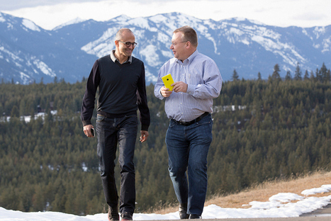 Nokia is officially part of Microsoft | Demand Generation Through Content Marketing | Scoop.it
