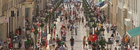 Calle Larios, la octava más cara de España  (Malaga) | Alquiler de locales comerciales | Scoop.it