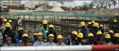 BBC NEWS | Africa | China's chequebook draws African nations | CONTESTED PLANET | Scoop.it