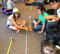Engineering Course Catapults High Schoolers to College | Art and Engineering | Scoop.it