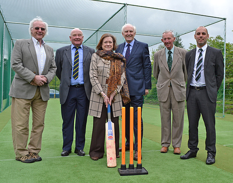 Belbroughton cricketers bowled over by new nets | CETB | Scoop.it