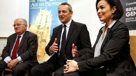 Aix : Salima Saa, en 2012 avec Sarko en 2014 avec Genzana | Revue de presse Bruno Genzana Municipales Aix-en-Provence | Scoop.it