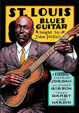 St. Louis Bluesl Guitar: a Stefan Grossman's Guitar Workshop DVD Guitar Lesson taught by John Miller   Guitar Music   Scoop.it