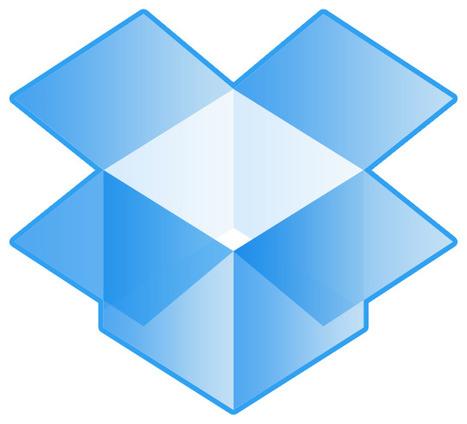 Dropbox se rapproche de Facebook pour le partage de fichiers | Ze Web | Scoop.it