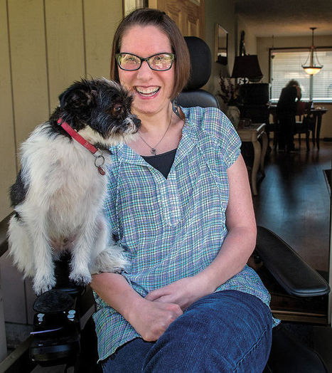 Waiting for Wheels: Longview woman raising money for ALS-friendly van - Longview Daily News | Lou Gehrig's disease | Scoop.it