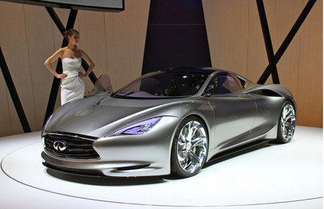 Infiniti Emerg-E Concept — Gallery: 10 Cool Electric Cars | Complex | Electric Car Pictures | Scoop.it