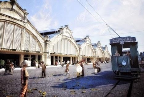 26 Incredibly Realistic 3D Renderings of 1930s Hanoi   Saigoneer   Expat Life in Hanoi   Scoop.it