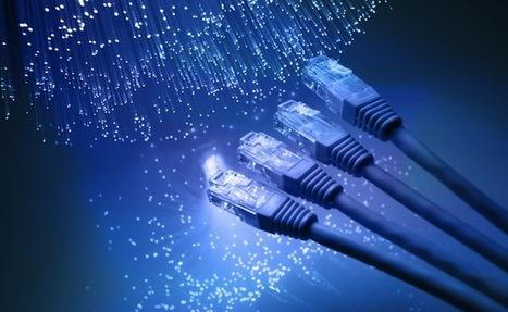Fibre optique: des chercheurs multiplient par 4 la vitesse de circulation des données | Social and digital network | Scoop.it