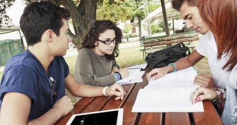 Mobile et tablette simplifient l'apprentissage, mais hors les murs scolaires   L'Atelier: Disruptive innovation   Education & E-Education   Scoop.it
