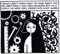 Using Graphic Novels in Education: Persepolis | Comic Book Legal Defense Fund | Interesting Reading to learn English -intermediate - advanced (B1, B2, C1,) | Scoop.it