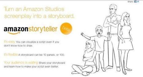 Amazon Storyteller, nueva herramienta de Amazon Studios para convertir guiones en storyboards | UOC BUSINESS SCHOOL | Scoop.it