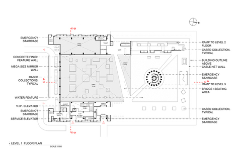 the national museum of AFGHANISTAN by theeAe architecture   The Architecture of the City   Scoop.it