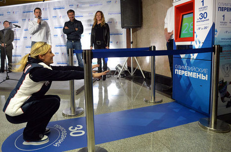 Muscovites Do Squats For Free Metro Ride : DNews | Travel Bites &... News | Scoop.it