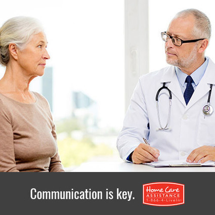 Taking Elderly Relative to a Doctor's Appointment | Home Care Assistance of Tampa Bay | Scoop.it