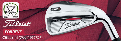 What I can say about Titleist AP1 Irons' Aesthetics and Design | Golf News and Reviews | Scoop.it