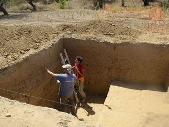 The Archaeology News Network: 8,000 year old grave dug up by Lisbon | Aux origines | Scoop.it