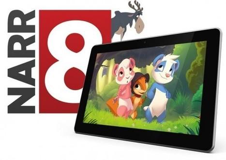 NARR8 lanza series animadas educativas para dispositivos móviles | Periodismo | Scoop.it