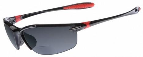 Gizmag | Dual Eyewear sunglasses provide bifocal lenses for reading bike computers | Ductalk Ducati News | Scoop.it
