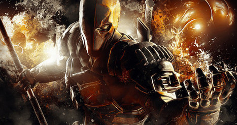 Deathstroke to Arrive in a Future DC Comics Movie? | ARROWTV | Scoop.it