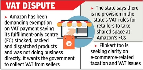 Flipkart picks Telangana for its largest warehouse - Times of India | Ecommerce logistics and start-ups | Scoop.it