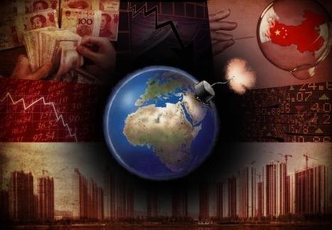 La BOMBA de la DEUDA ECONÓMICA GLOBAL estallará cuando China y Rusia no consientan más la impresión de dinero por la cara | @CNA_ALTERNEWS | La R-Evolución de ARMAK | Scoop.it