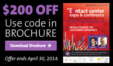 Session Schedule | Contact Center Expo & Conference 2014 | Contact Center | Scoop.it