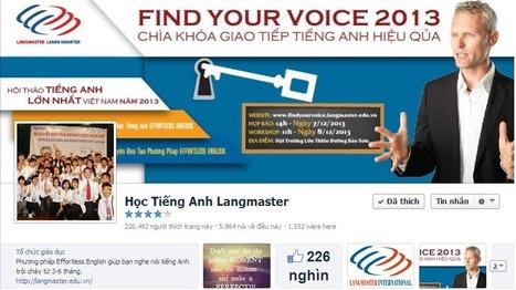 Tang like facebook, Dịch vụ tăng like facebook chuyên nghiệp | Vinamax.,jsc | Scoop.it