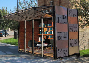 BookBox brings mobile library to Market Square Park in Ohio City | LibraryLinks LiensBiblio | Scoop.it