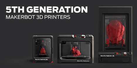 MakerBot Replicator   The Class of 2014   DigitAG& journal   Scoop.it