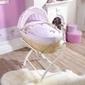 Cloverlea Designs | Baby Moses Basket | Moses Baby Basket | Kids Bed Linen | Scoop.it