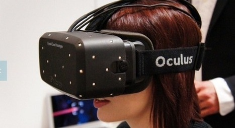 Avec l'acquisition d'Oculus VR pour 2 milliards de dollars, Facebook achète le futur | Geek News | Scoop.it