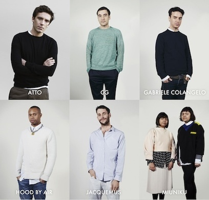 EXCLUSIVE: LVMH Announces Its Twelve Fashion Prize Finalists - Style.com | FASHION & CUTURE | Scoop.it