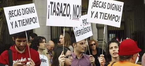 La cuantía de las becas universitarias cae al nivel de 2006 - 20minutos.es | @Futbol Baseymas | Scoop.it