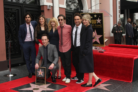 Big Bang Theory actress Mayim Bialik who plays Dr. Amy Farrah Fowler gives definative answer on if Sheldon has Asperger's w/video | Autism | Scoop.it