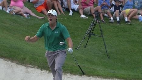 Top 10: los mejores golpes del año en el PGA Tour de afuera del green | Golf | Scoop.it