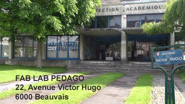 FAB LAB PEDAGO : 1 semaine pour produire en mode collaboratif…     DNL & TICE   Scoop.it