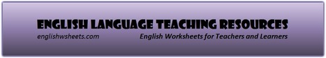 Grammar,Vocabulary ESL Worksheets,Handouts,Tests,Puzzles | The Learning Lounge | Scoop.it
