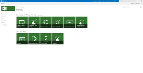Microsoft's Project Online takes PPM to the cloud | TechRepublic | project apps | Scoop.it