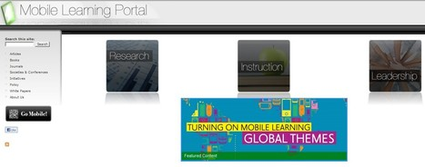 Mobile Learning Portal | Business and Economics: E-Learning and Blended Learning | Scoop.it