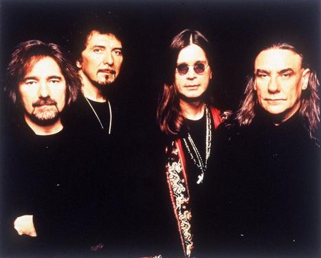 Black Sabbath estrenará el nuevo single en la serie CSI   ¡La Rockola!   Scoop.it