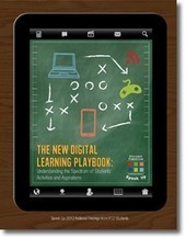 The New Digital Learning Playbook Infographic | Integrating technology and teaching and learning | Scoop.it