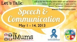 "The iMums Feature Speech Therapy Apps for ""Better Hearing and Speech"" Month 