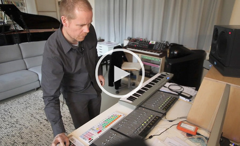 Composer Max Richter shows us around his recording studio in Berlin | Lifestyle | Wallpaper* Magazine | Berlin Life Style | Scoop.it