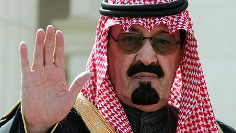 British establishment pays tribute to controversial Saudi King Abdullah | Global politics | Scoop.it
