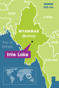 Development threatens Inle Lake's biodiversity | GarryRogers NatCon News | Scoop.it