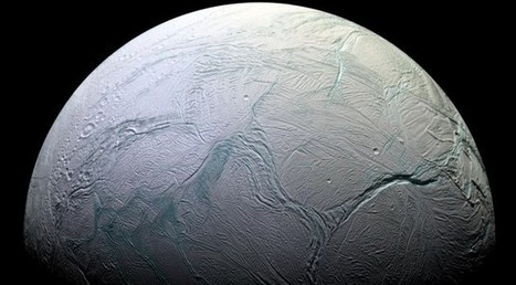 Vast liquid ocean encircles Enceladus, Saturn's sixth moon | 21st Century Innovative Technologies and Developments as also discoveries, curiosity ( insolite)... | Scoop.it