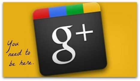 Content Marketing, Google+ and Becoming an Authority | Google - a Plus for Business | Scoop.it