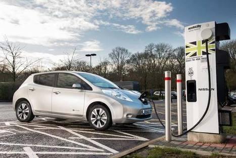 Expansió dels punts de recàrrega ràpida per al cotxe elèctric | Smart cities | Scoop.it